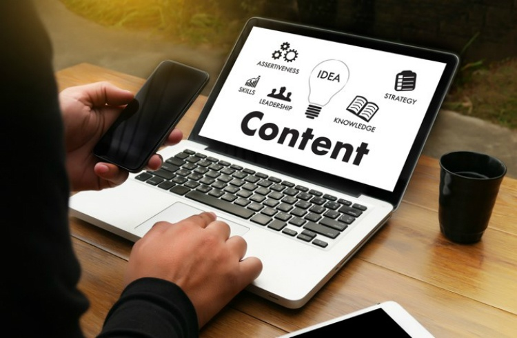 Content marketing and conversions