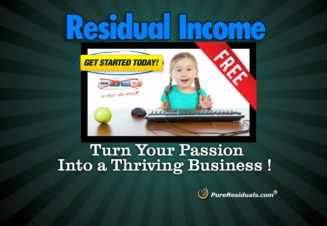 Residual-income