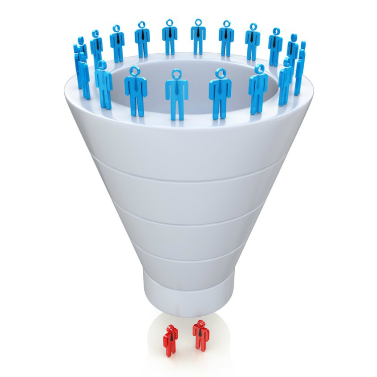 Sales Funnel Content and Conversions