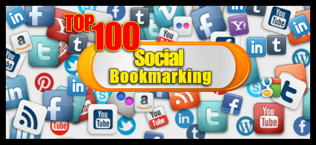 Top 100 Social Bookmarking Sites