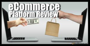 ecommerce platform review - social media
