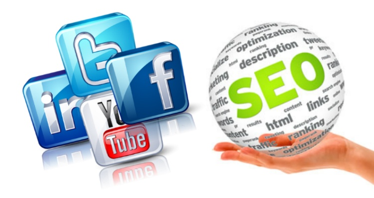 seo and social media for branding